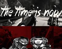 Indian® Motorcycle Website Redesign