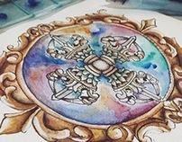 diseño de tattoo
