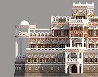 قصر البستان   Bustan Palace