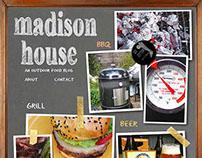 Madison House food blog
