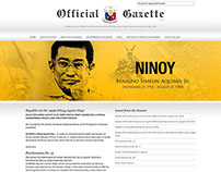 Official Gazette of the Republic of the Philippines