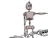 Website design: Robo