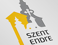 Szentendre city visual identity