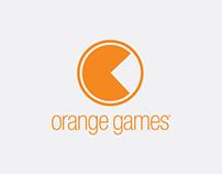 Orange Games Identity