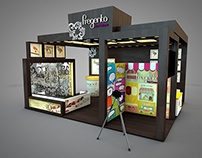 Fregento Exhibition Booth