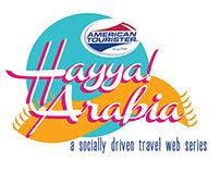 American Tourister - Hayya Arabia!