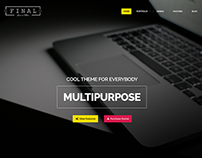 Final - Elegant Business & Portfolio Theme