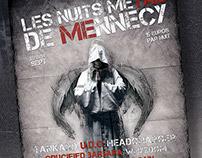 Les Nuits Metal de Mennecy - 2014