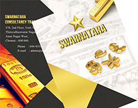 Brochure designing for swarnatra