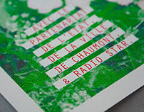 UCIA Chaumont — Poster serie