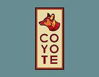 COYOTE Logo concepts