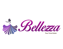 logo designing for bellezza