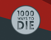 1000 Ways to Die - Restyling opening sequence