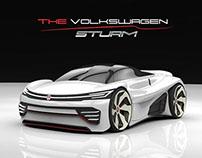 Volkswagen Sturm and Volkswagen racing Simulator