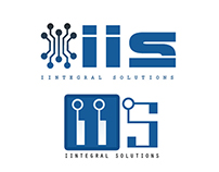 logo designing for iintegral solutions