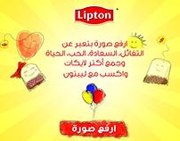 Lipton Facebook App