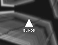 △ BLINDS
