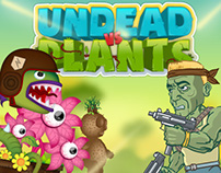 Undead vs. Plants
