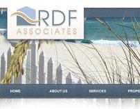 RDF Associates Website