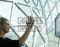 Creatures with Creations
