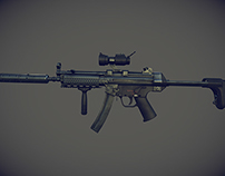 Mp5 heckler koch