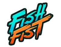 "Artwork of the indie game ""Fish Fist Arcade"""
