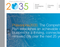Philadelphia 2035 Website
