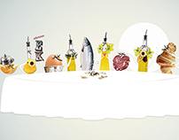 SODEXO / ILLUSTRATION + MOTION