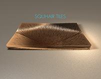 SQUHAIR TILES - 3D Art