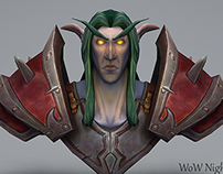 World of Warcraft Fanart