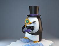 Gunter The Penguin