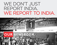 For Zee Media: We don't just...