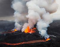 Holuhraun -Bárðarbunga - eruption