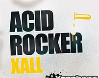 MUSIC | Artwork Xall - Acid Rocker