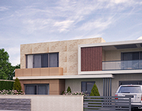 Residential House A025