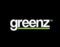 Greenz Brand Identity Design