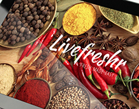 Livefreshr - fresh made easy