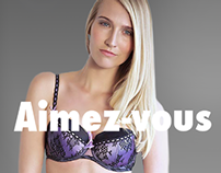 "Hunkemöller Ad Campaign (French) - ""Aimez-vous"""