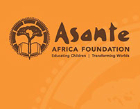 Asante Africa Foundation | Branding + Visual Identity