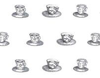 Hand Drawn Cup Illustration