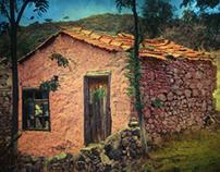 Mediterranean Stone Houses