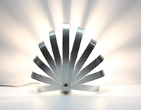 AXIS | lamp in techno style