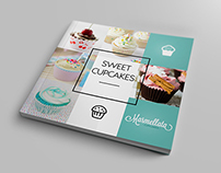 Sweet Cupcakes Book