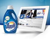 Dash on Facebook