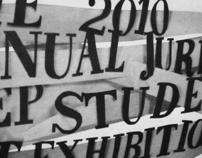 2010 UTEP Student Art Exhibition