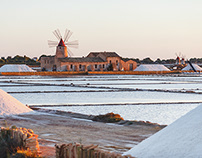 The Way Of Salt (Marsala, Sicily)