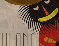 Mexico Poster -Tijuana Party