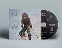 Kiti - Tall Dark Stranger - Album Cover Art