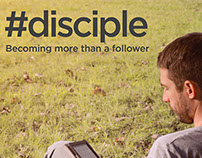 #disciple Ebook Cover Design