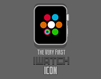 First Flat iWATCH icon